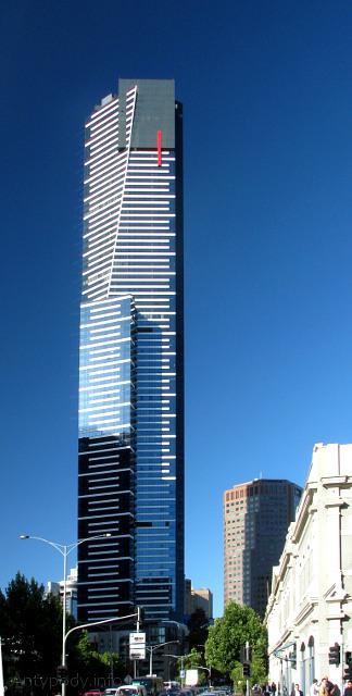 Eureka Tower, Melbourne, Australia