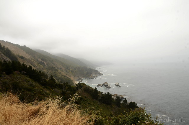 Big Sur, Kalifornia, USA