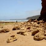 Great Ocean Road: Bells Beach spacerowo