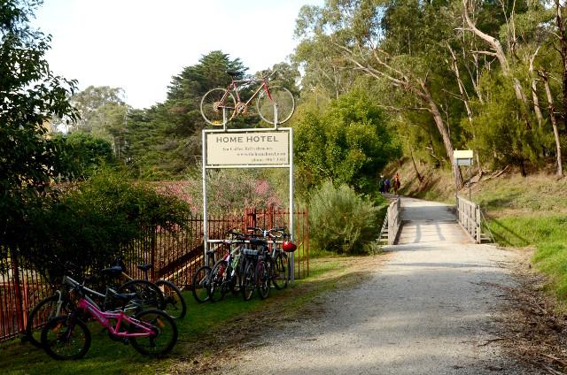 Lilydale - Warburton Rail Trail