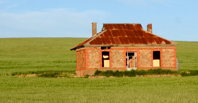 Midnight Oil House, Burra, SA