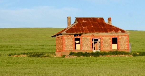 Midnight Oil House, Burra, SA