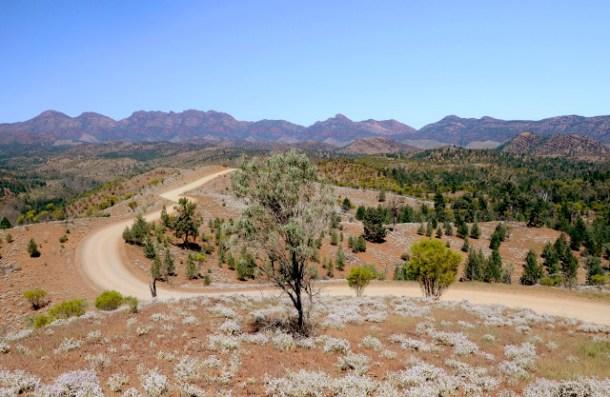 Flinders Ranges, Południowa Australia