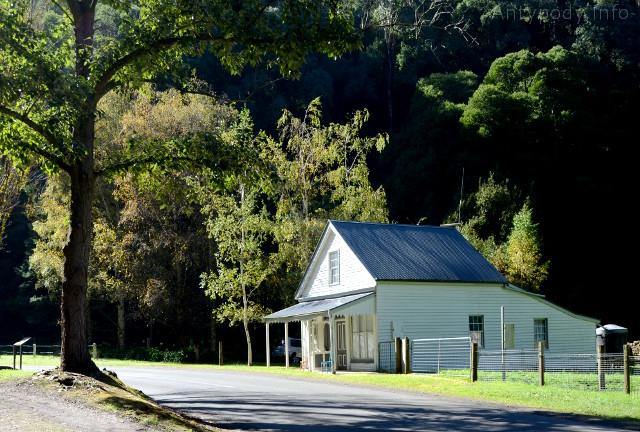 Walhalla, Australia - stara piekarnia