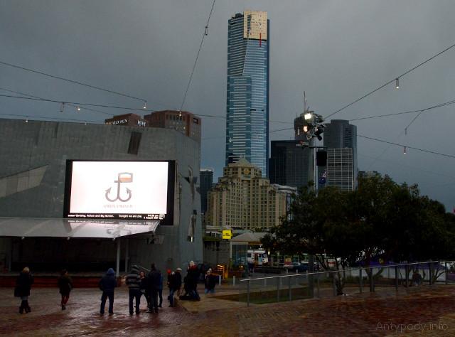 Godzina W, Australia, Melbourne