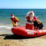 Święty Mikołaj już jest w Melbourne