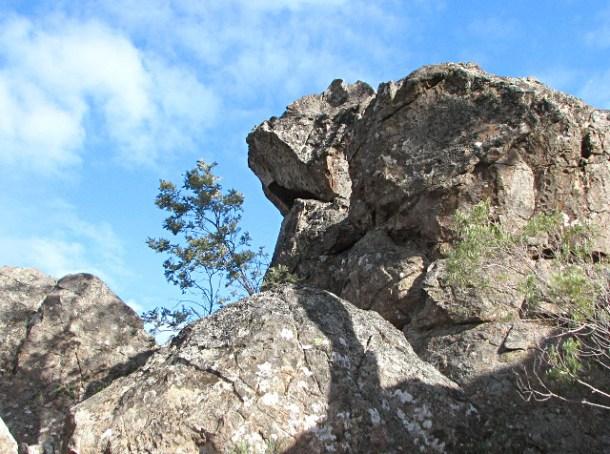Wisząca Skała (Hanging Rock)