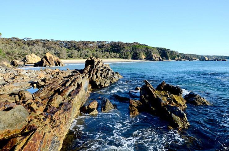 Secret Beach, Mallacoota