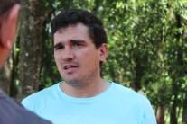 Darío Bruera, presidente de la Asociación Ganadera de Andresito.
