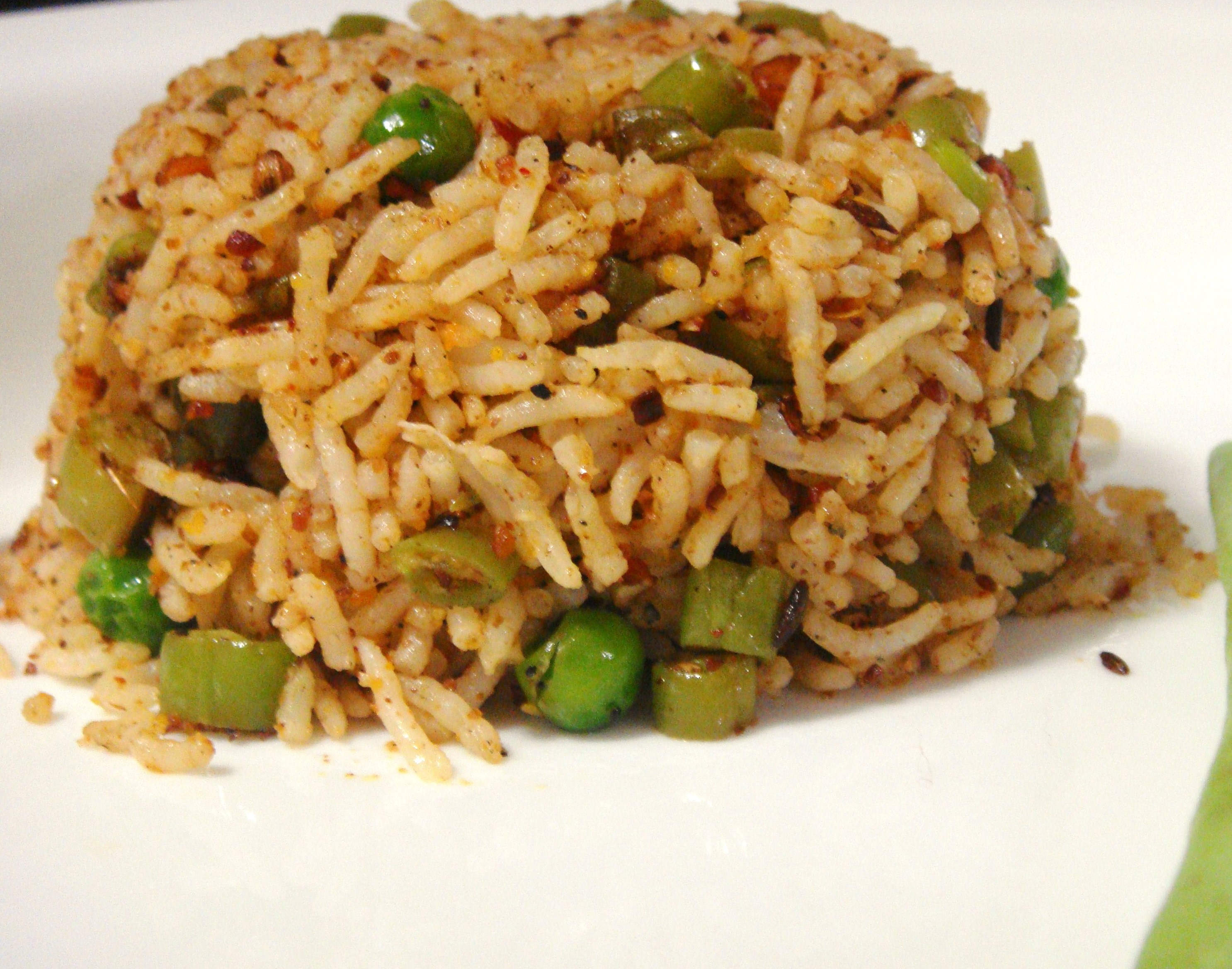 Delicious 20 Minute Beans Rice.