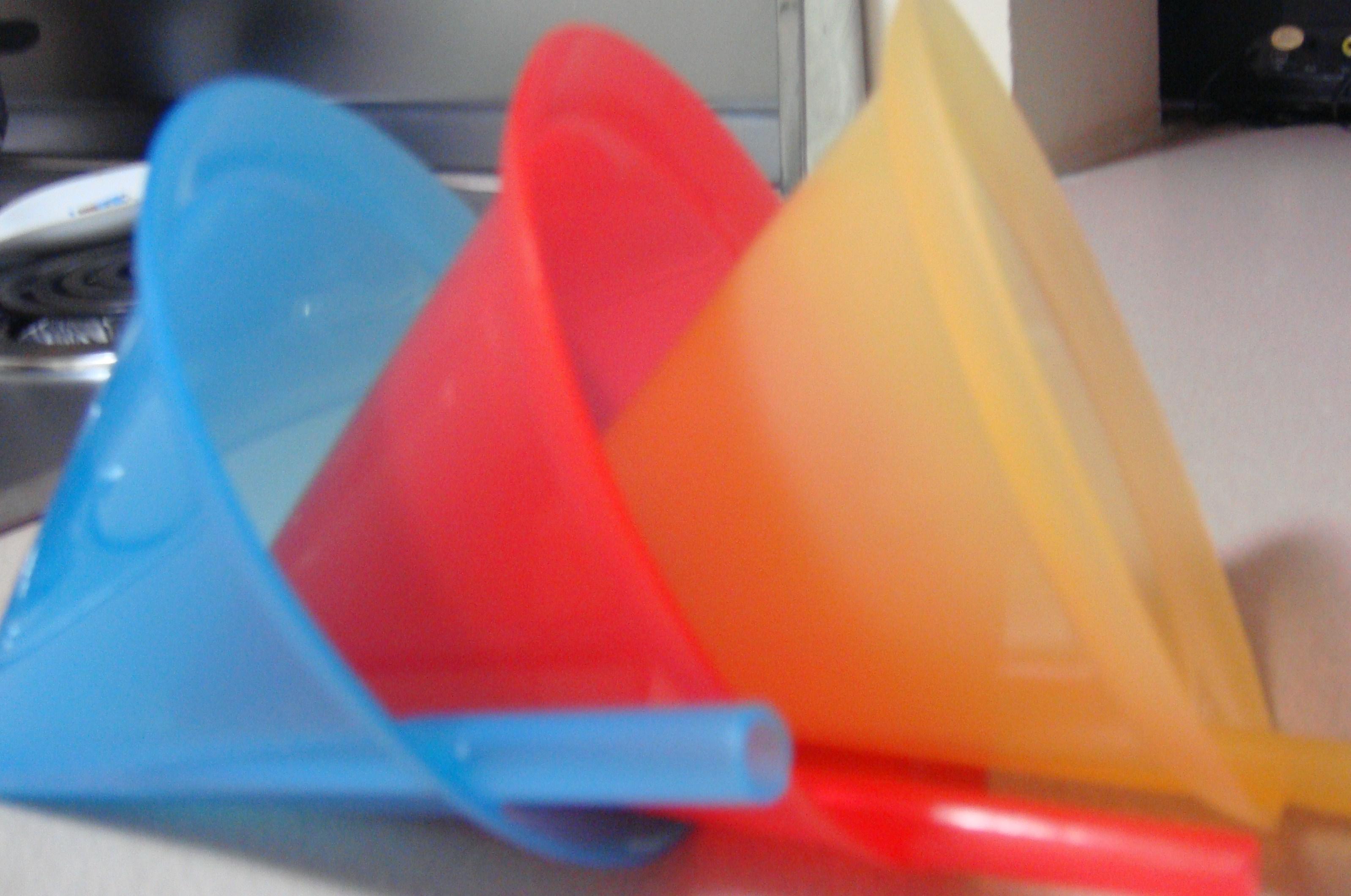 Sno-Cone Cups.