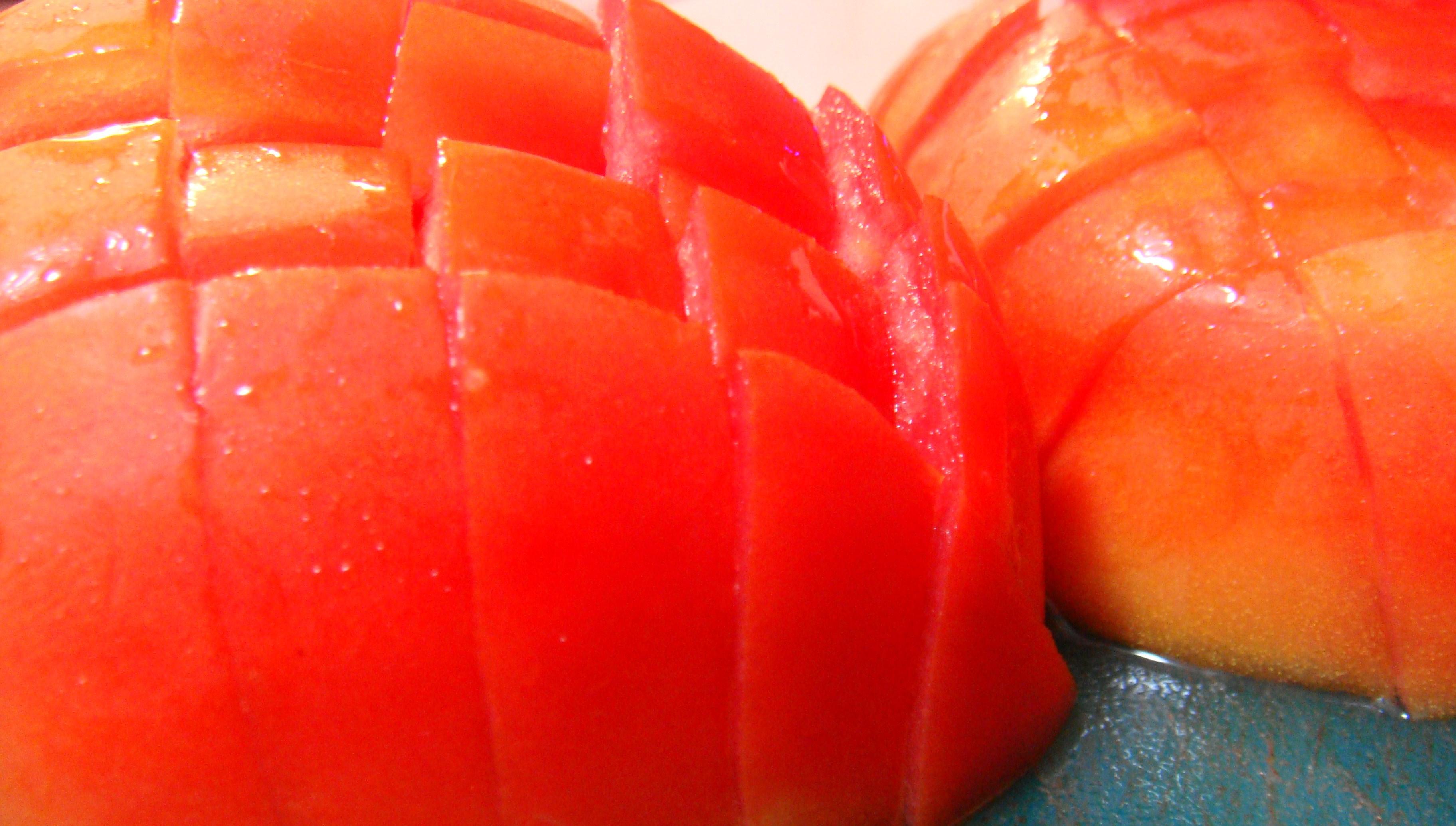 Chopped Tomatoes.