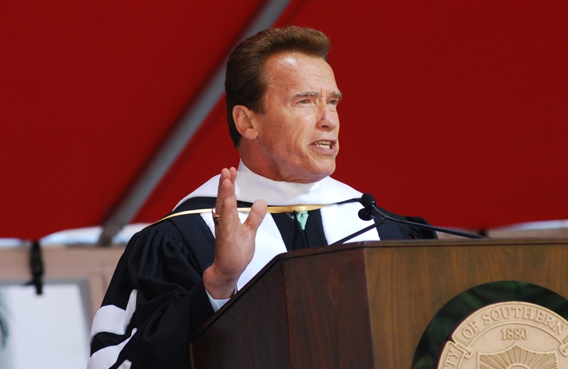 Arnold Schwarzenegger's Six Rules of Success
