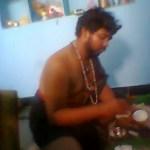 Ayyappa swami nithya pooja
