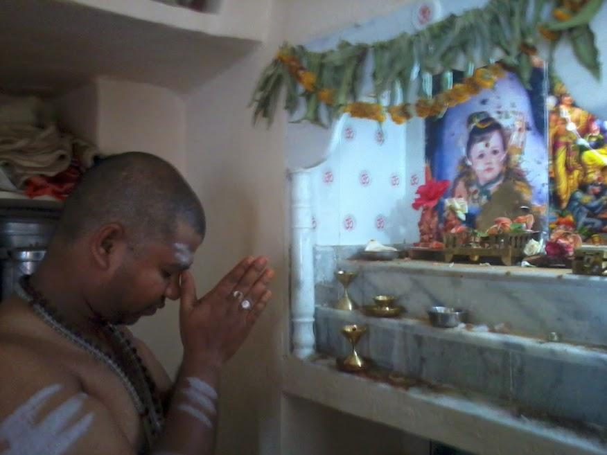 Devatarchana at my home town