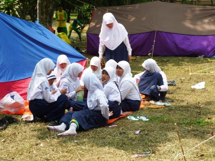 LDK SMPIT Anugerah Insani Cibinong Bogor 2012