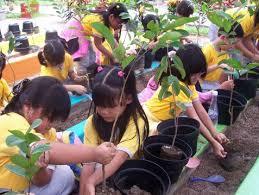 Belajar Peduli Lingkungan Sejak Dini
