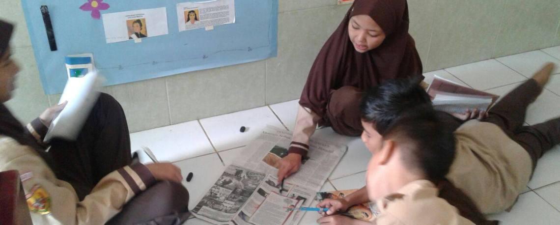 Mencari Gagasan Pokok dalam Berita