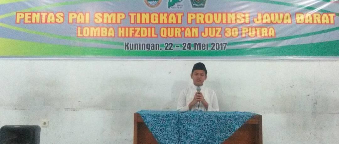 Pentas PAI SMP Jawa Barat