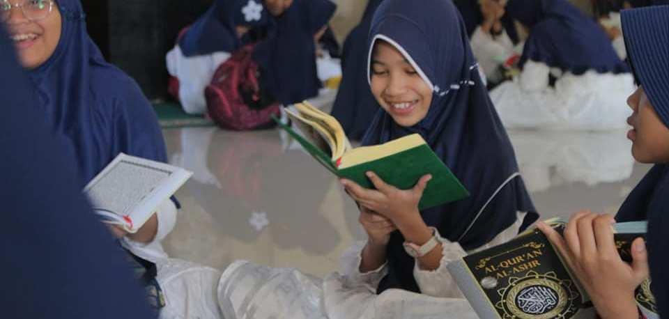 Khotmul Quran SD Islam Anugerah Insani
