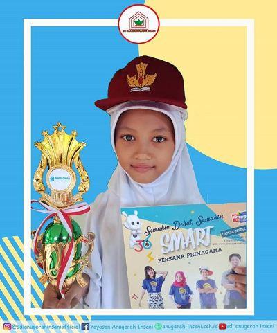Juara 1 Lomba Matematika KTSP Se-Kabupaten Bogor