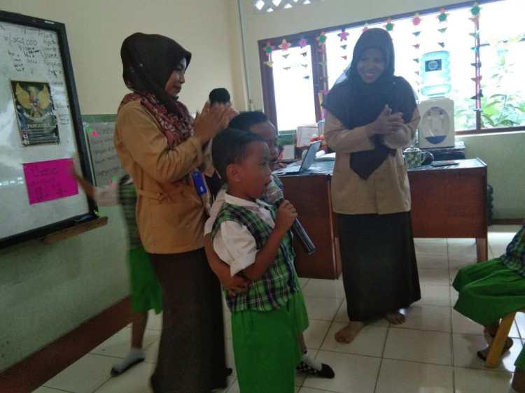 Kunjungan TK Arroyan Ke SD Islam Anugerah Insani