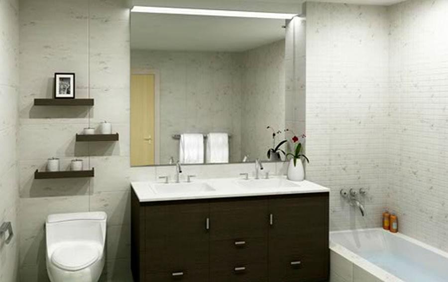 Bathroom interior design on Apartment Bathroom  id=17618
