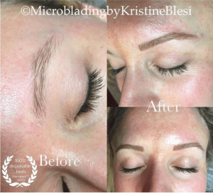 microblading by kristine blesi