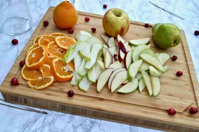 holiday fruit recipe