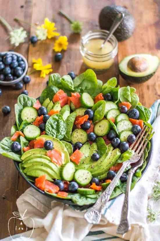 deconstructed salad