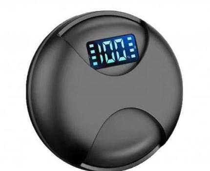 ワイヤレスイヤホン Bluetooth TWS-02 ブラック