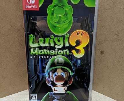 ニンテンドースイッチ ルイージマンション3 Nintendo Switch