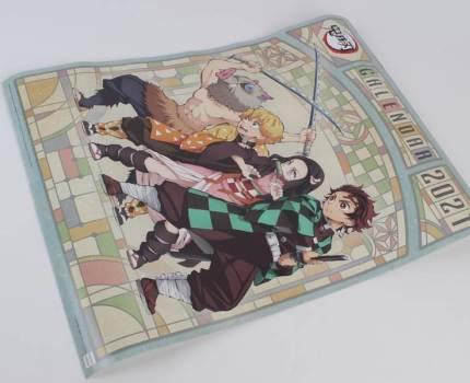 エンスカイ 鬼滅の刃 2021年カレンダー コミック アニメグッズ CL-01 【1円】2103-258