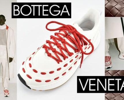 B4【13万・新品】【BOTTEGA VENETA・ボッテガ ヴェネタ】 レースアップ スピードスター スニーカー 1円~ 40