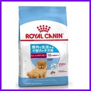 送料安 ロイヤルカナン ミニ インドア パピー(旧 ライフ ジュニア) 4kg 子犬 用 正規品