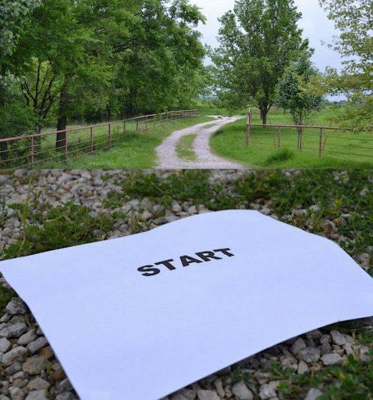 Start/Driveway
