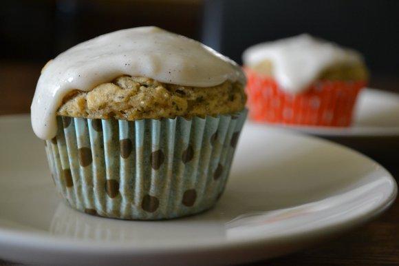 Vanilla & Matcha Cupcakes