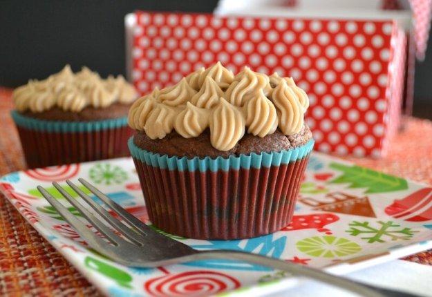 Vegan Mocha Spice Cupcake An Unrefined Vegan