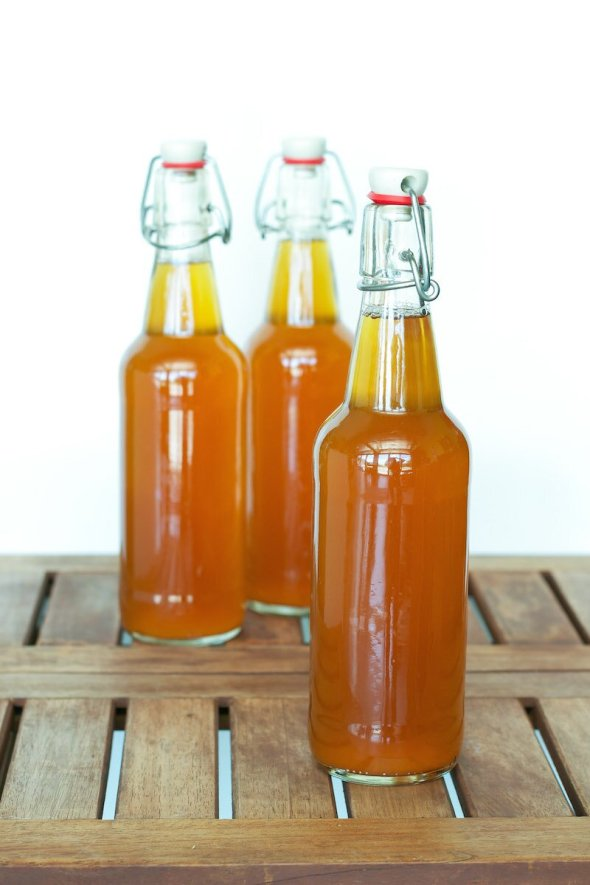 How To Make Kombucha An Unrefined Vegan