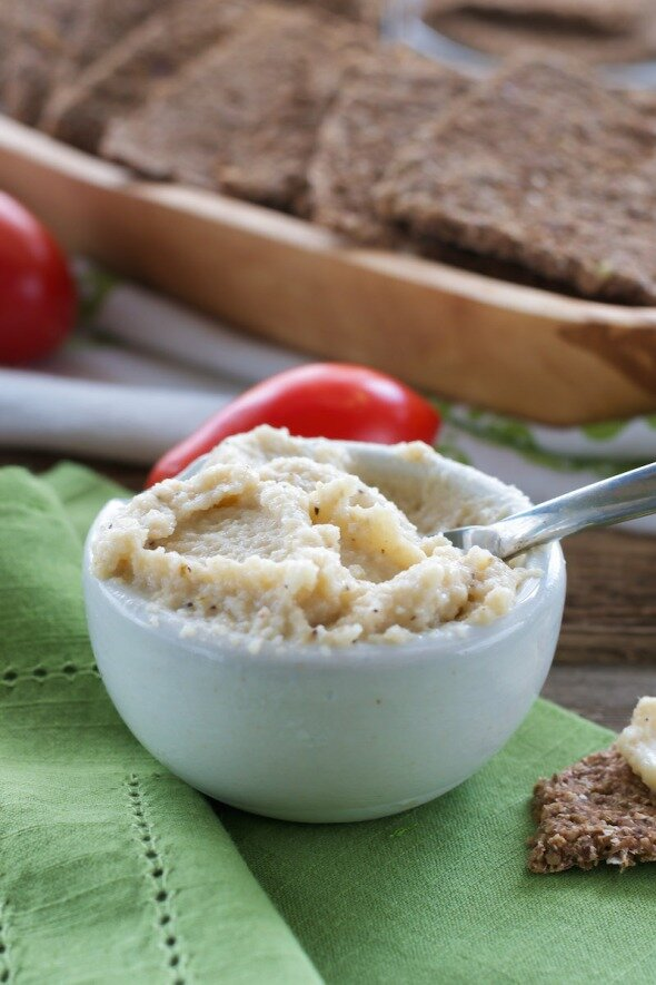 White Wine Garlic Butter An Unrefined Vegan