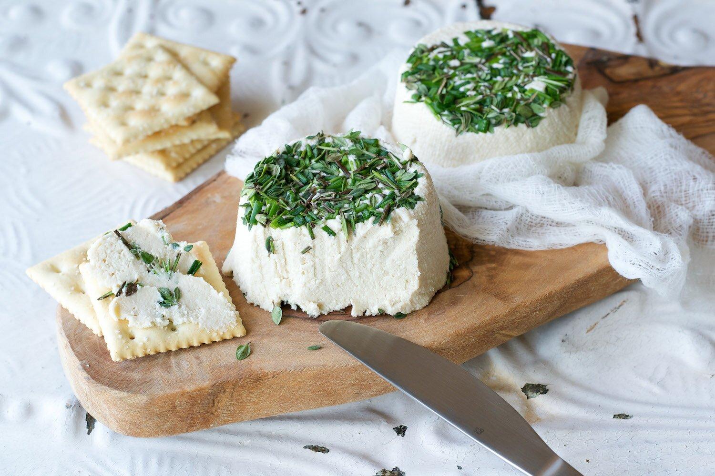 Vegan feta cheese recipes