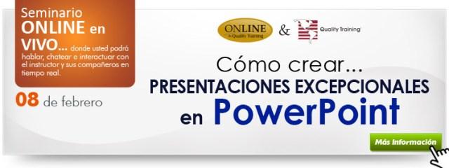 Como                  crear Presentaciones Excepcionales en PowerPoint