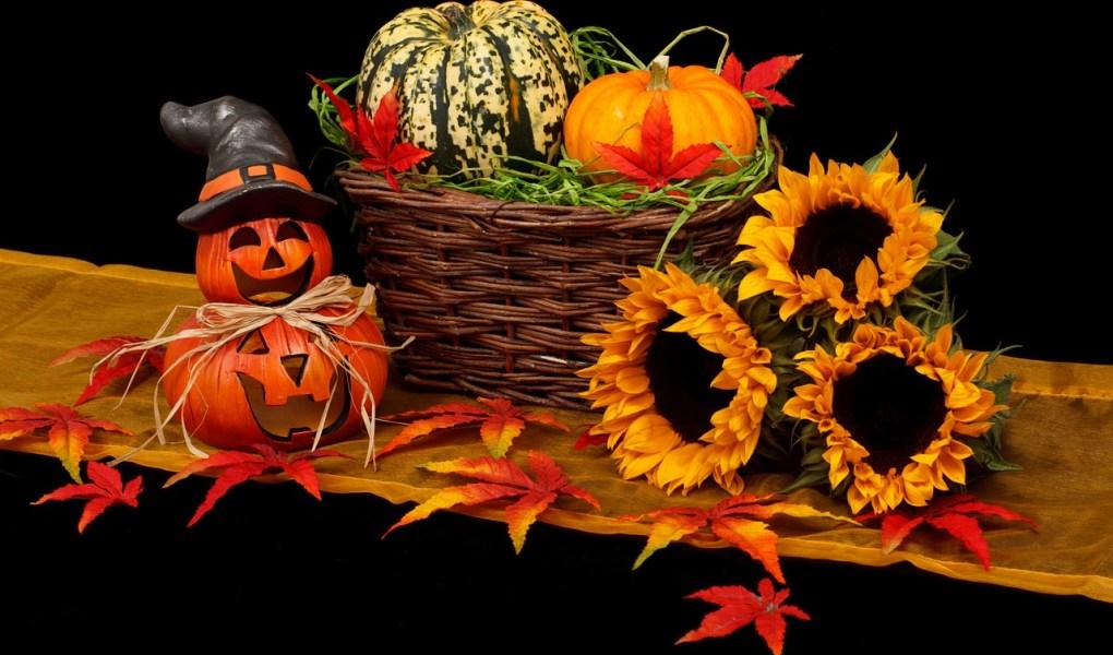 Autumn Halloween