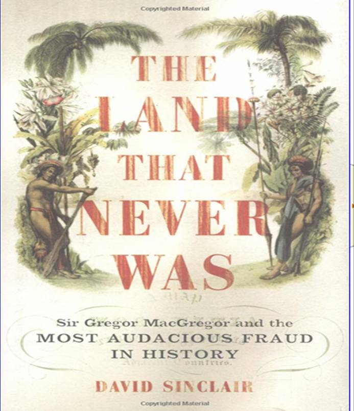The Land That Never Was