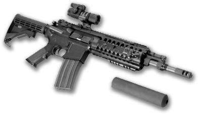barett M468 piyade tüfeği
