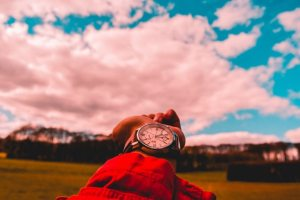 We need protected time to get in touch with ourselves.
