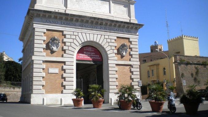 Ufficio storico porta san pancrazio anvrg for Ufficio decoro urbano roma