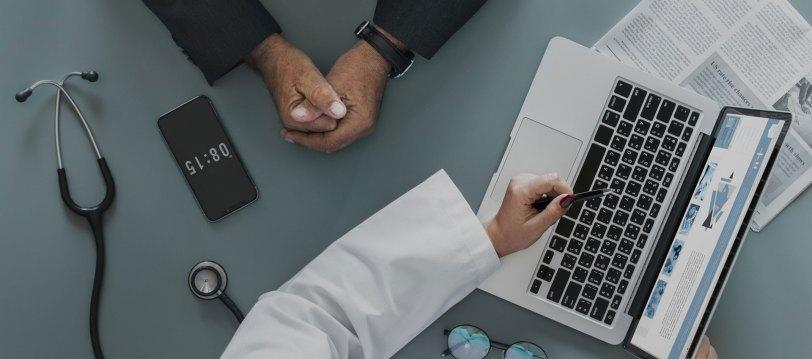Rechtsanwälte für Medizinrecht - Beratungsgespräch