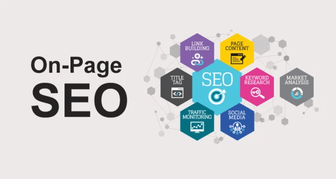 seo on page website