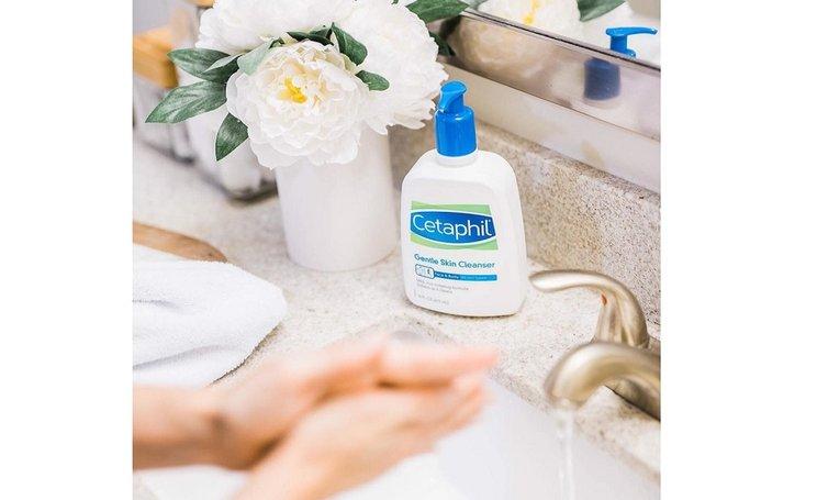 gentle skin cleanser yang bagus